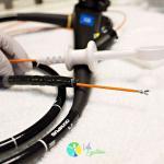 Manutenção de aparelhos de endoscopia