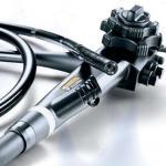 Manutenção em endoscópio flexível