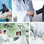 Manutenção de aparelhos hospitalares