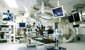 Manutenção de equipamentos de videocirurgia
