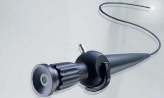 Manutenção em nasofibroscópio